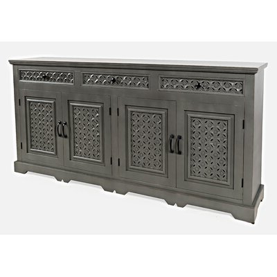 Trendy Grey Sideboards & Buffets You'll Love In  (View 17 of 30)