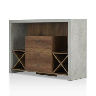 Trendy Modern Sideboards + Buffets (View 27 of 30)