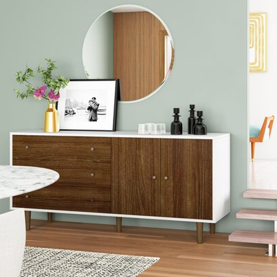 Trendy Modern Sideboards + Buffets (View 29 of 30)