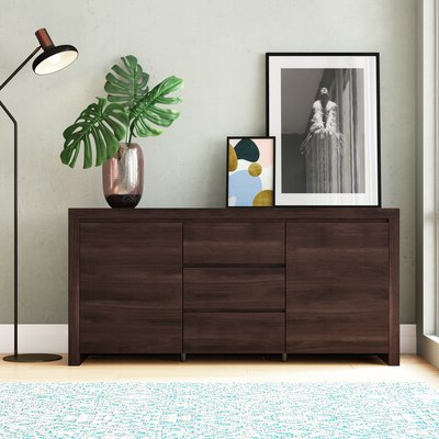 Trendy Modern Sideboards + Buffets (View 2 of 30)