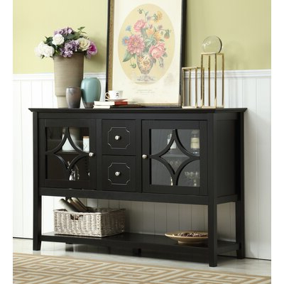 """Trendy Stotfold 32"""" Wide Drawer Servers Inside Sideboards & Buffet Tables You'll Love In  (View 4 of 30)"""