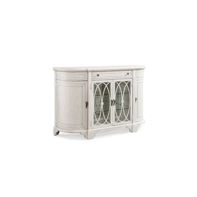 """Trisha Yearwood Home Collection 64'' Wide 1 Drawer With Famous 64"""" Wide Rubberwood Sideboards (View 25 of 30)"""