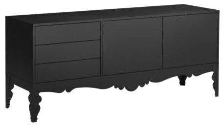 Trollsta Sideboard – Modern – Buffets And Sideboards For Popular Rockville (View 15 of 30)