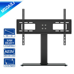 """Tv Stand Bracket For 32 40 43 50 55 '' Led Plasma Lg Throughout Latest Quillen Tv Stands For Tvs Up To 43"""" (View 20 of 30)"""