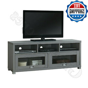 """Tv Stand Flat Screen 75 Inch Entertainment Media Console Within Well Liked Lucille Tv Stands For Tvs Up To 75"""" (View 6 of 30)"""