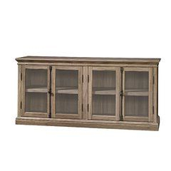 """Tv Stand With Regard To Best And Newest Palisade 68"""" Wide Sideboards (View 17 of 30)"""