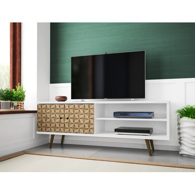 """Tv Stands & Entertainment Centers You'll Love In 2019 For Trendy Alannah Tv Stands For Tvs Up To 60"""" (View 27 of 30)"""