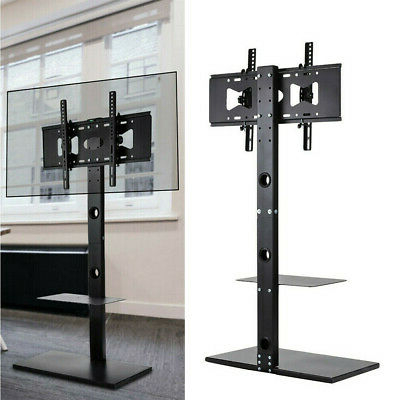 """Universal Tv Bracket Tv Stand With Floating Shelf For 27 With Newest Binegar Tv Stands For Tvs Up To 65"""" (View 23 of 30)"""
