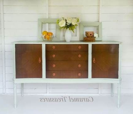"""Upcycled Furniture Sideboard Drawers 61+ Ideas #furniture Intended For Best And Newest Heurich 59"""" Wide Buffet Tables (View 10 of 30)"""