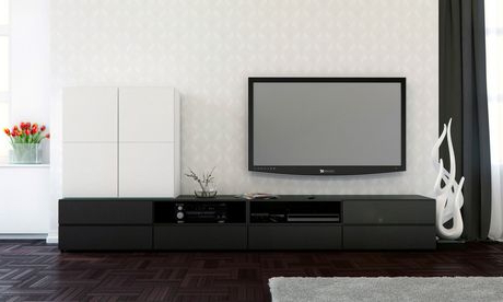 """Walmart Canada Pertaining To Miah Tv Stands For Tvs Up To 60"""" (View 8 of 30)"""