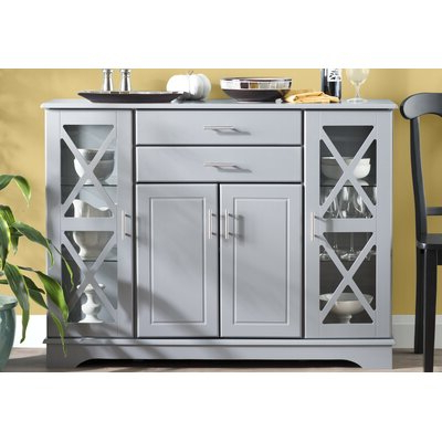"""Wayfair For Fritch 58"""" Wide Sideboards (View 28 of 30)"""
