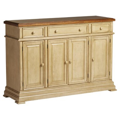 """Wayfair For Trendy Albright 58"""" Wide 3 Drawer Sideboards (View 14 of 30)"""