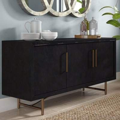 """Wayfair Intended For Fashionable Kidham 68"""" Wide Sideboards (View 16 of 30)"""
