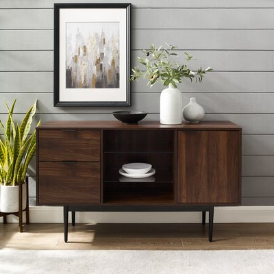"""Featured Photo of Ismay 56"""" Wide 3 Drawer Sideboards"""