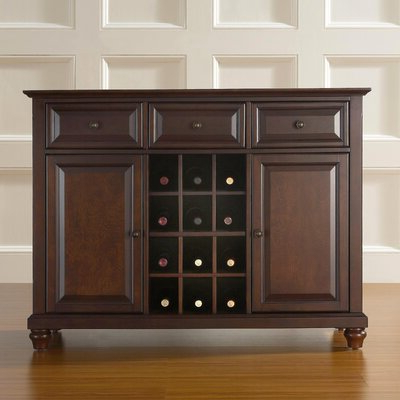 """Wayfair With 64"""" Wide Rubberwood Sideboards (View 24 of 30)"""