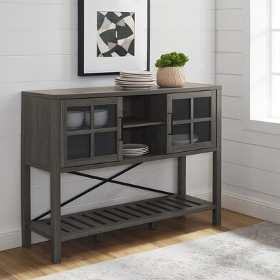 """Wayfair With Recent Findley 66"""" Wide Sideboards (View 12 of 30)"""