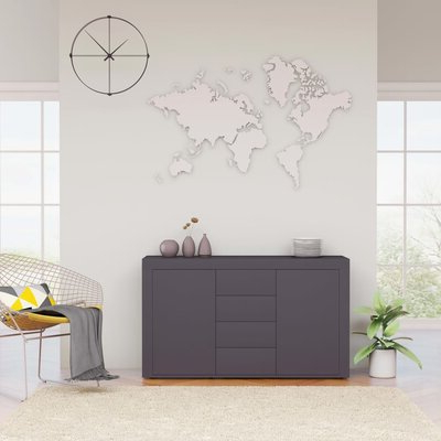 """Wayfair With Regard To Best And Newest Orianne 55"""" Wide 2 Drawer Sideboards (View 15 of 30)"""