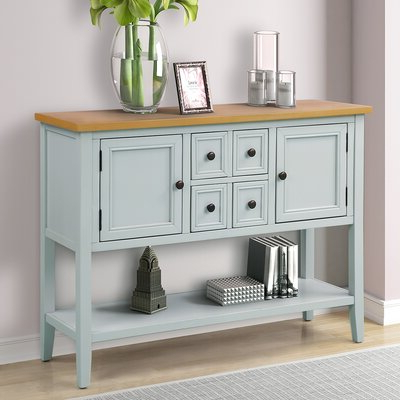Wayfair With Regard To Most Up To Date Chouchanik 46 Wide 4 Drawer Sideboards (View 5 of 30)
