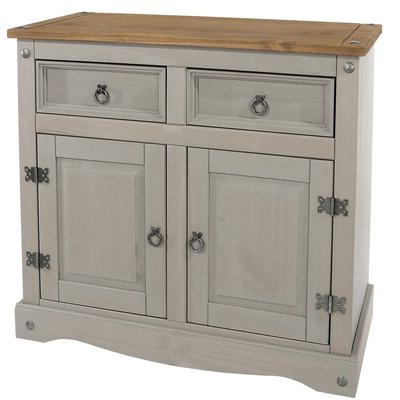 """Wayfair With Regard To Widely Used Westhoff 60"""" Wide 6 Drawer Pine Wood Credenzas (View 15 of 30)"""