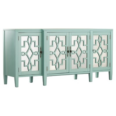 """Wayfair Within Well Known Lorraine 48"""" Wide 2 Drawer Acacia Wood Drawer Servers (View 9 of 30)"""