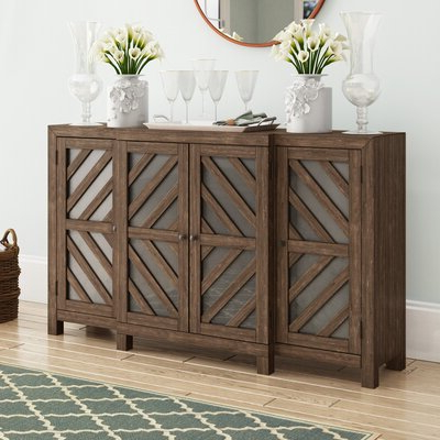 """Well Known 42"""" Wide Sideboards With Regard To Rustic & Farmhouse Sideboards, Buffets & Buffet Tables You (View 16 of 30)"""