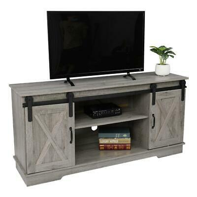 """Well Known 58"""" Industrial Tv Stand W/ Shelves Entertainment Furniture For Josie Tv Stands For Tvs Up To 58"""" (View 16 of 30)"""
