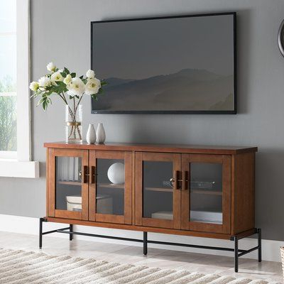 """Well Known Aaric Tv Stands For Tvs Up To 65"""" Intended For Roger Tv Stand For Tvs Up To 65 Inches (View 27 of 30)"""