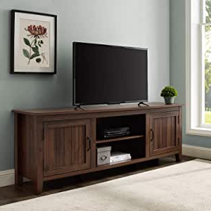 """Well Known Amazon: Shreffler Tv Stand For Tvs Up To 70"""": Home Intended For Mainor Tv Stands For Tvs Up To 70"""" (View 23 of 30)"""