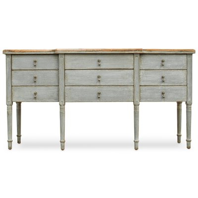 """Well Known Barkell 42"""" Wide 2 Drawer Acacia Wood Drawer Servers Inside Sideboards & Buffet Tables You'll Love In (View 28 of 30)"""