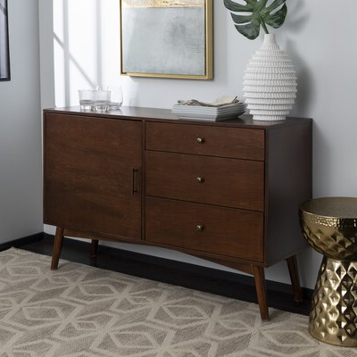 """Well Known Berene Tv Stands For Tvs Up To 58"""" For Mid Century Modern Tv Stands You'll Love In (View 23 of 30)"""