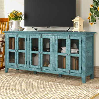 Well Known Blue & Green Tv Stands You'll Love In (View 30 of 30)