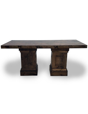 """Well Known Herringbone 48"""" Wide Buffet Tables Regarding Premium Buffet Table 8 Foot X 48 Inch X 42 Inch Rentals (View 14 of 30)"""