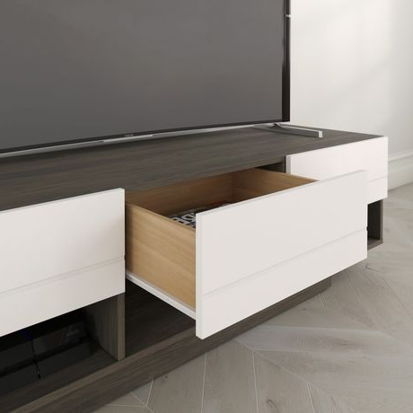 """Well Known Leafwood Tv Stands For Tvs Up To 60"""" With Regard To Nexera Rustik 60 Inch Tv Stand (View 24 of 30)"""