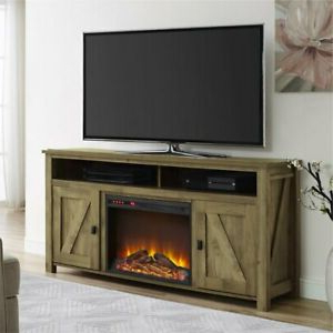 """Well Known Lorraine Tv Stands For Tvs Up To 60"""" For New Whittir Tv Stand For Tvs Up To 60 Inches With Electric (View 4 of 30)"""