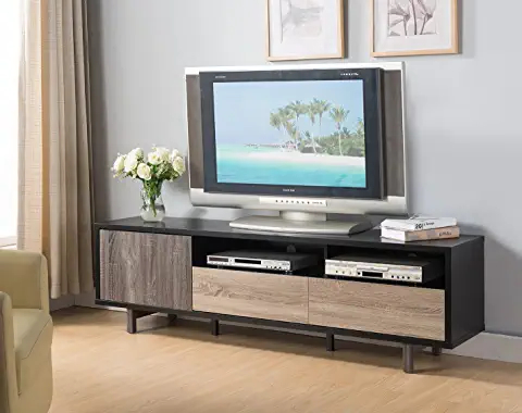 """Well Known Mainor Tv Stands For Tvs Up To 70"""" Throughout Amazon: Tv Stands For 70 Inch Tv (View 7 of 30)"""