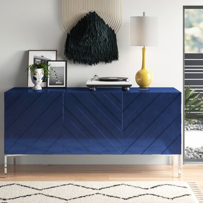 Well Known Modern Sideboards + Buffets (View 27 of 30)