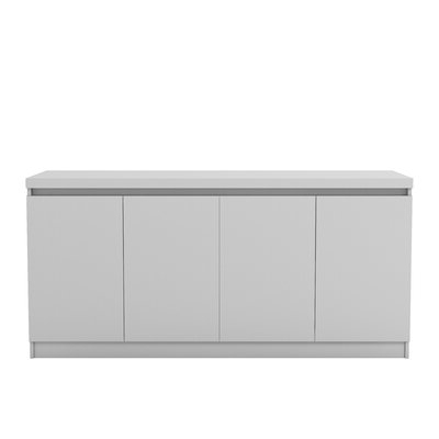 """Well Known Myndi 60"""" Wide Sideboards Within White Sideboards & Buffets You'll Love In  (View 18 of 30)"""