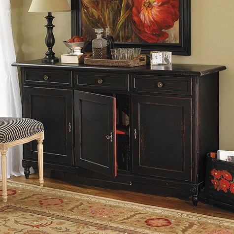 """Well Known Nahant 36"""" Wide 4 Drawer Sideboards Intended For Louis Xvi Sideboard – 63' W (View 8 of 30)"""