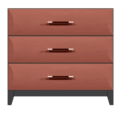 """Well Known Product Detail For Nahant 36"""" Wide 4 Drawer Sideboards (View 10 of 30)"""