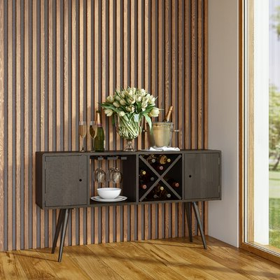Well Liked Black Sideboards & Buffets You'll Love In  (View 11 of 30)