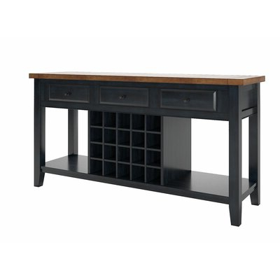 """Well Liked Brentley 54"""" Wide 1 Drawer Sideboards In Blue Sideboards & Buffets You'll Love In (View 9 of 30)"""