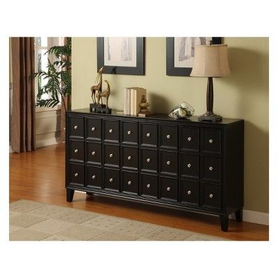 Well Liked Christopher Knight Home Urban Media Credenza Black With Park Credenzas (View 12 of 30)