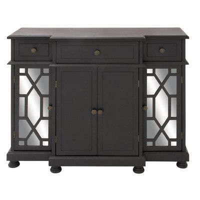 Well Liked Cole & Grey 3 Drawer Accent Cabinet (with Images) (View 9 of 30)