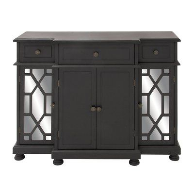 Well Liked Cole & Grey 3 Drawer Accent Cabinet (View 26 of 30)