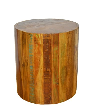 """Well Liked Macdonald 36"""" Wide Mango Wood Buffet Tables Inside Reclaimed Mango Wood Reese Round Semi Sphere Coffee Table (View 29 of 30)"""