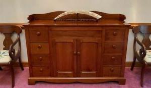 "Well Liked Myndi 60"" Wide Sideboards Inside Beautiful~ Primitive Kentucky Buffet/ Server~ 60"" Wide  (View 23 of 30)"