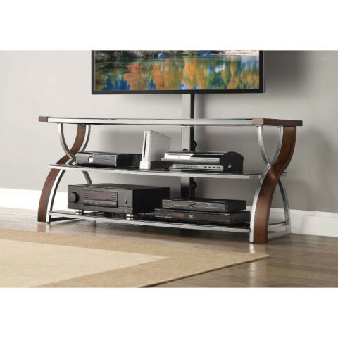 """Whalen Nova 3 In 1 Tv Stand For Tvs Up To 60 65in New In With Regard To Widely Used Whittier Tv Stands For Tvs Up To 60"""" (View 17 of 30)"""