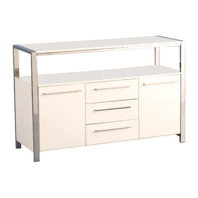 White Sideboard, Sideboard, Drawers (View 9 of 30)