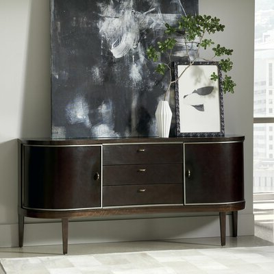 Widely Used Long Narrow Credenza (View 20 of 30)