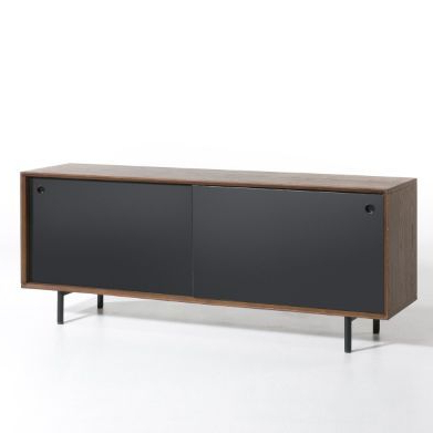 """Zinaida 59"""" Wide Mango Wood Buffet Tables With Most Popular Buffet Am Pm, Buffet Réglisse Am Pm (View 11 of 30)"""